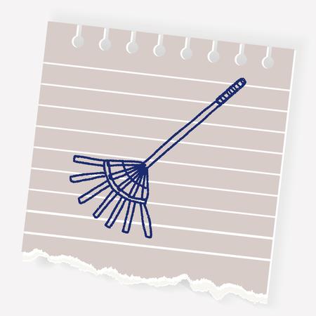 rake doodle