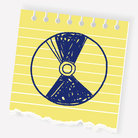 DVD doodle