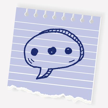 doodle speech