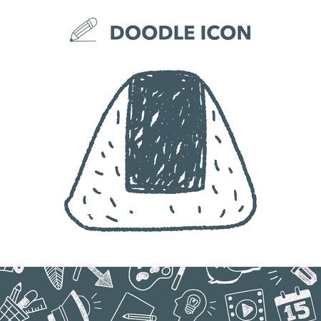 Nigiri doodle.