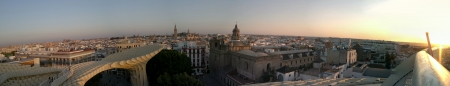 sevilla: Sevilla panoramic