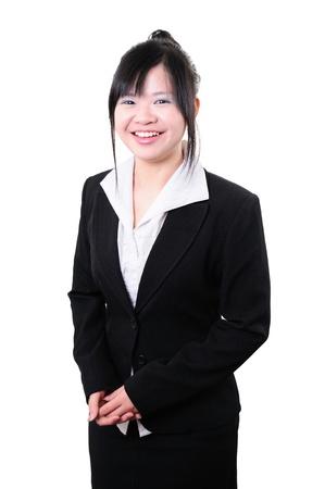 business woman portrait Stock Photo - 13653812