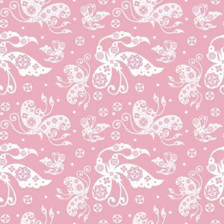 Chinese Pattern Background Stock Vector - 14230543