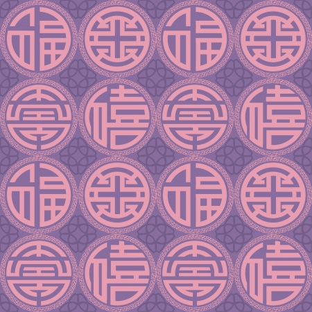 chinese symbols: Chinese Pattern Background