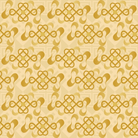 Chinese Pattern Background Stock Vector - 14257676