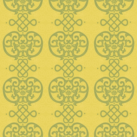 Chinese Pattern Background  Stock Vector - 14257682