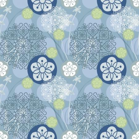 Floral Background Compatible
