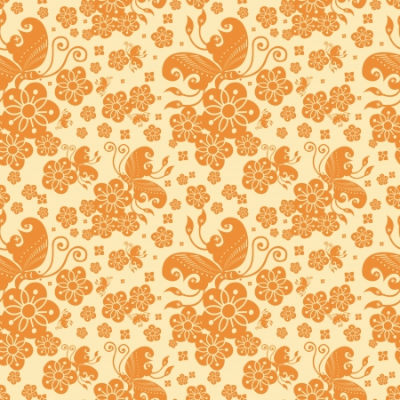 Chinese Pattern Background Stock Vector - 14257734