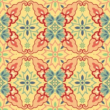 Chinese Pattern Background  일러스트