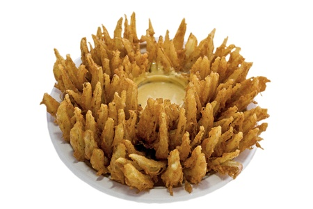 Blooming Onion Silohuette