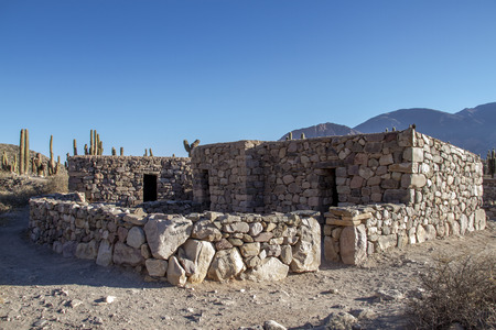 civilizations: Ancient civilizations left prosperous cities in the provinces of northwestern Argentina, now in ruins