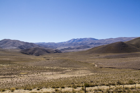 high plateau: The high plateau of the Andes in northeastern Argentine