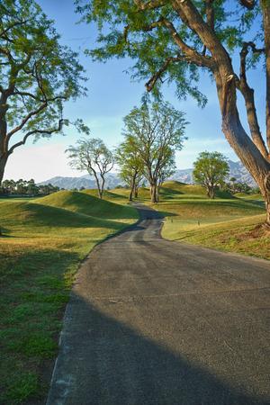 tourist feature: Golf Course