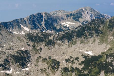 Beautiful summer view Northern Pirin Mountain, Bulgaria Stock Photo