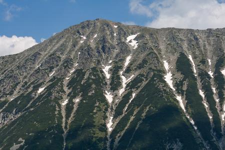 Amazing view to Todorka Peak, Pirin Mountain, Bulgaria Stock Photo