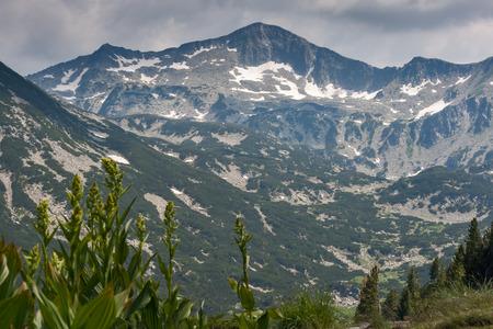 Amazing view to Banski Suhodol Peak, Pirin Mountain, Bulgaria