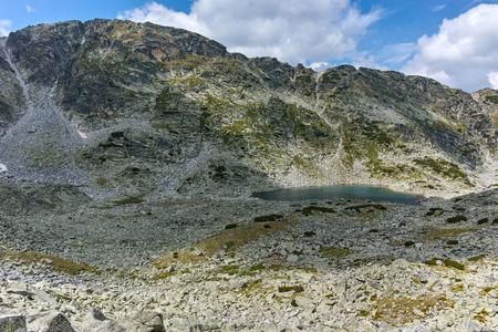 Amazing landscape of Musalenski lakes, Rila mountain, Bulgaria