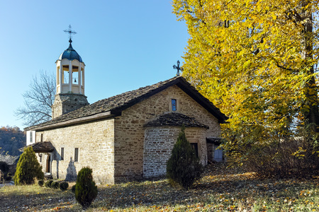 Old Church in Architectural and historical reserve of village of Bozhentsi, Gabrovo region, Bulgaria