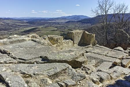 Ruins of archaeological site of Perperikon, Kardzhali Region, Bulgaria