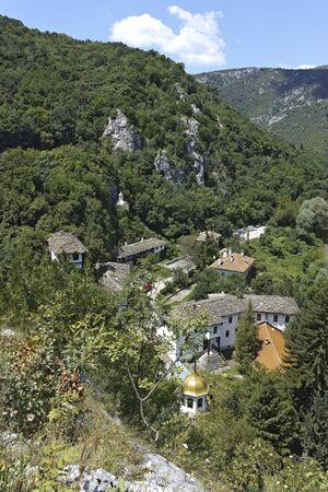Medieval Cherepish Monastery of The Assumption, Vratsa region, Bulgaria Stok Fotoğraf