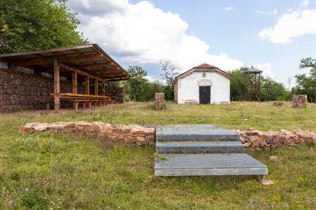 Ancient Buhovo Monastery dedicated to Saint Mary Magdalene, Sofia City Region,  Bulgaria