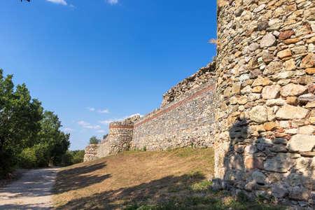 Ruins of ancient Mezek Fortress, Haskovo Region, Bulgaria