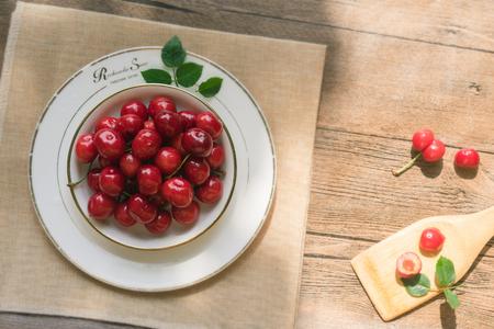 The taste of cherry Editorial
