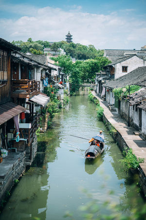 Shaoxing ancient street