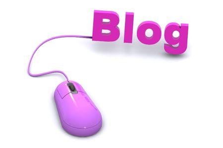 A Colourful 3d Rendered Blog Illustration illustration