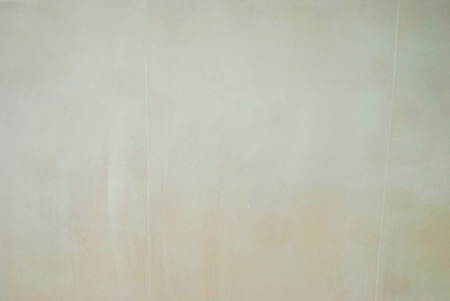 plasterboard: A Photo of fresh pre painted plasterboard wall Stock Photo