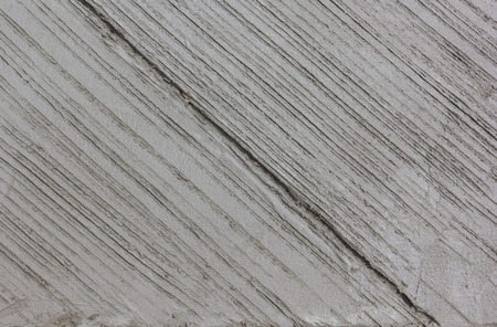 New concrete road texture. Stock Photo