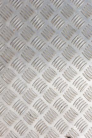 steel plate: texture of stainless steel floor plate.