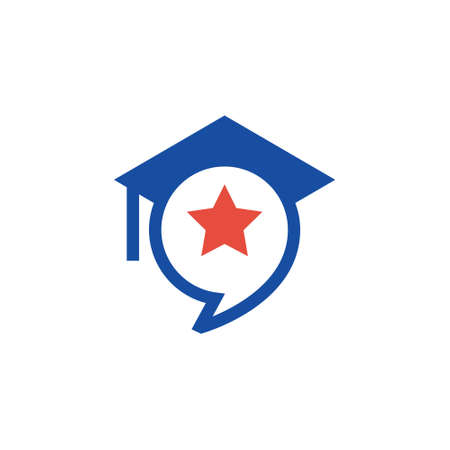 Star Hat Study Learn English Language School Education