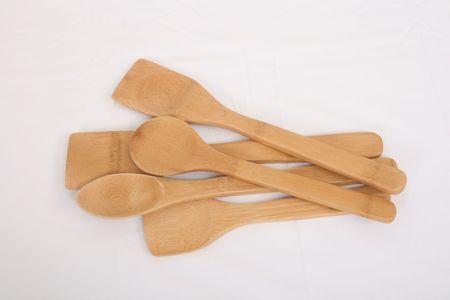 Wooden Spoons Imagens - 4894086