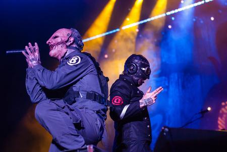 soundwave: Slipknot Soundwave 2015 Brisbane