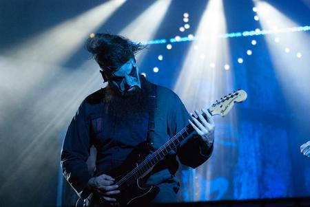 soundwave: Slipknot Soundwave Brisbane 2015