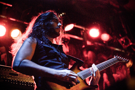 beyond: Heavy metal band Beyond Creation live in Brisbane November 2014 Editorial