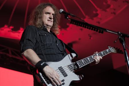 thrash: Megadeth live at Eatons Hill Hotel in Brisbane, 21 October 2015