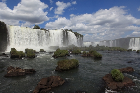 Iguazu Waterfall Brazil  photo