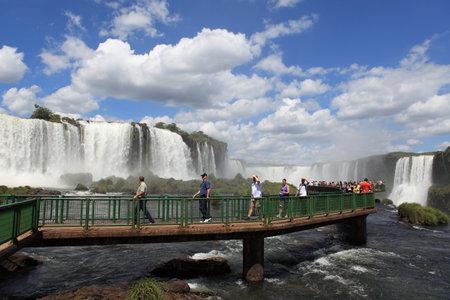 Iguazu Waterfall Brazil