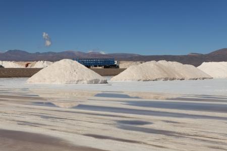 Salar de Atacama Stock Photo