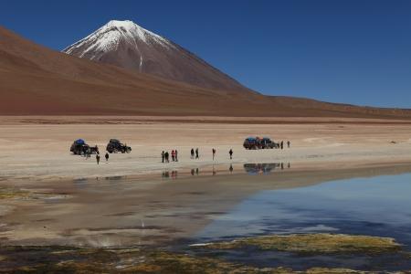 laguna: Laguna Verde Bolivia