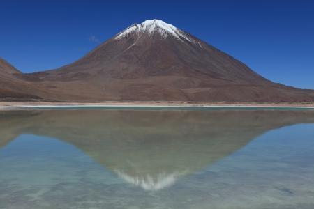 verde: Laguna Verde Bolivia