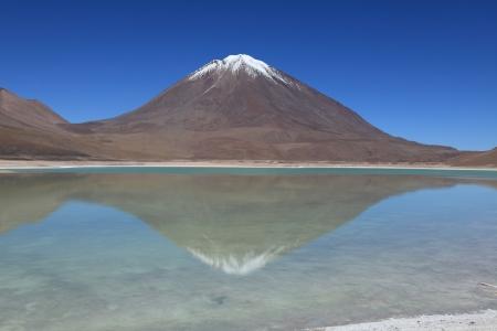 san pedro: Laguna Verde Bolivia