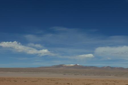 laguna: Laguna Colorada Flamingo Bolivia