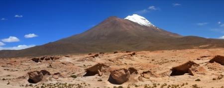 Andes Volcano Bolivia