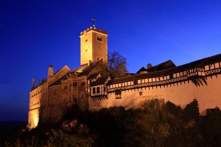 Wartburg Castle Germany