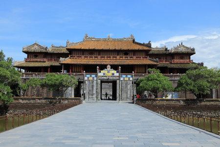 Hue in Vietnam Editorial