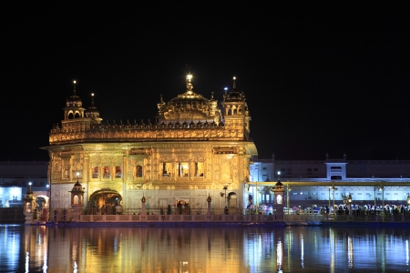 Golden Temple of Amritsar Editorial