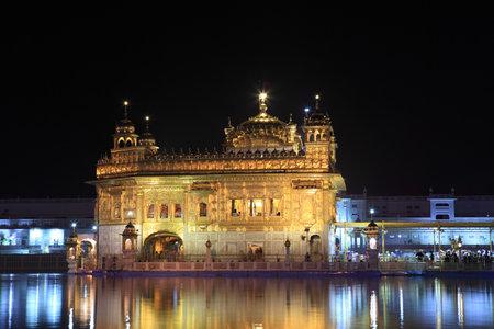 amritsar: Golden Temple of Amritsar Editorial